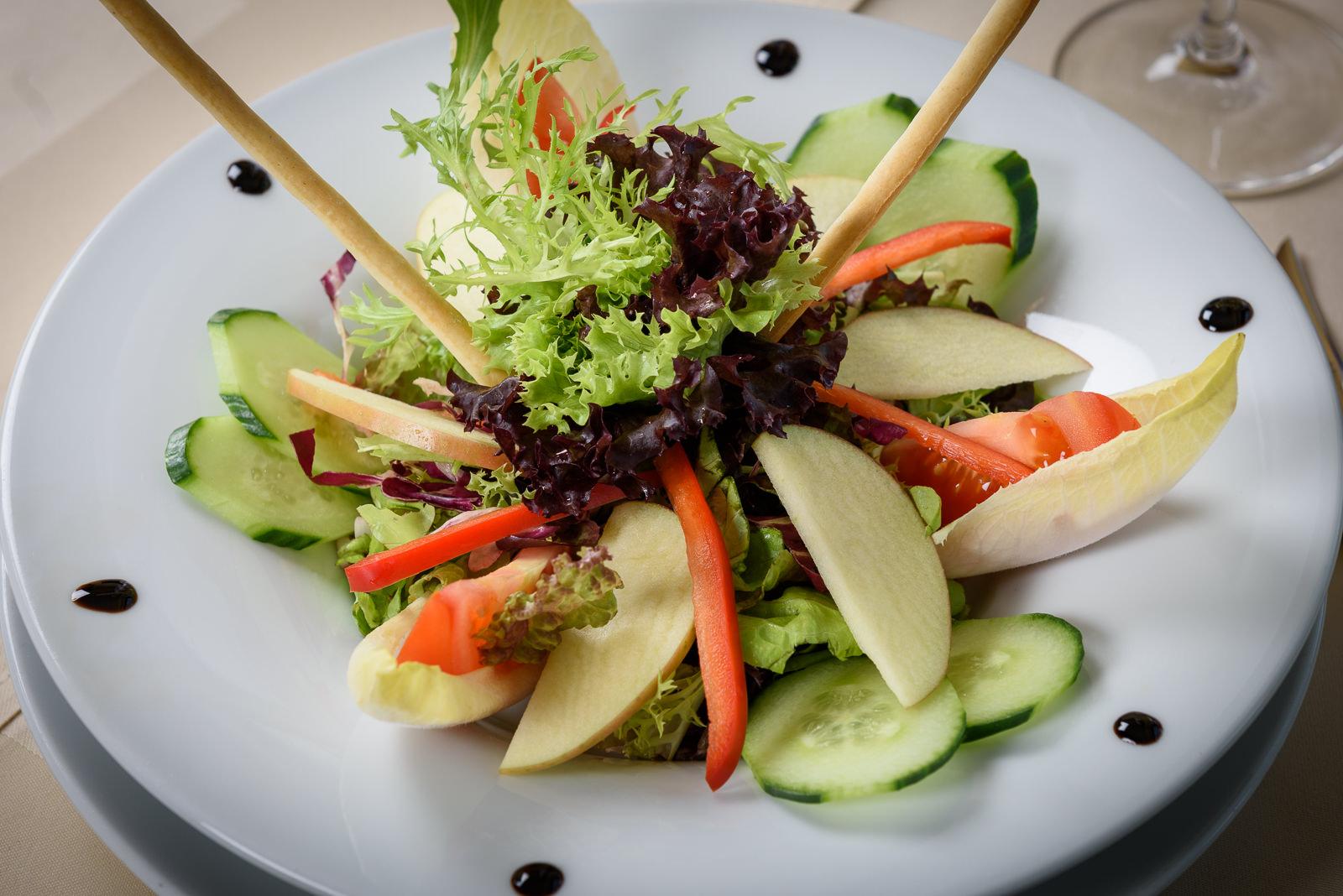 Suppen & Salate