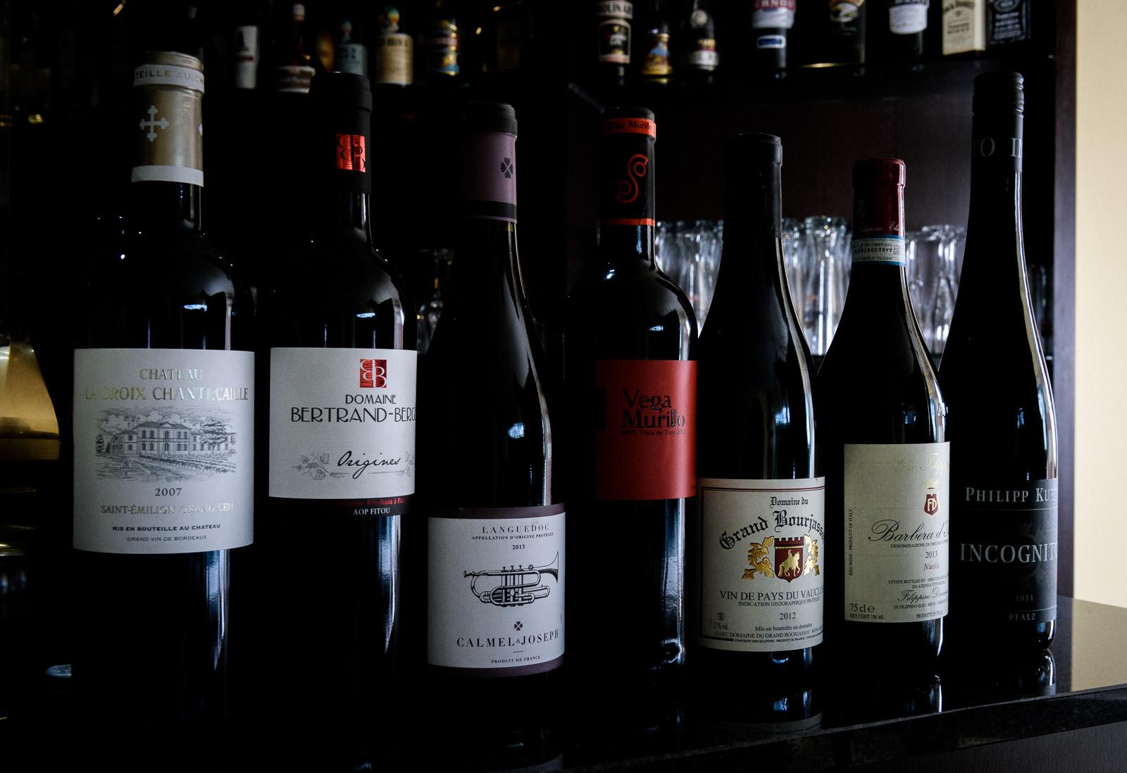 Flaschenweine 0,75l